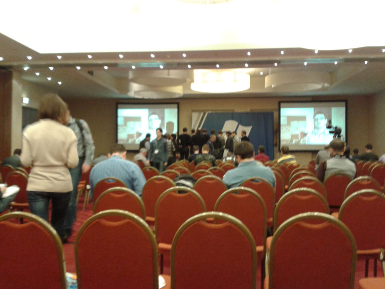 Windows 8 Camp Moscow